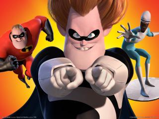 обои The Incredibles фото