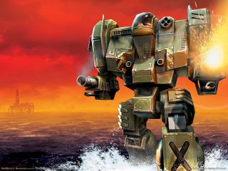 обои MechWarrior 4: Mercenaries фото