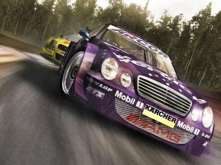 обои DTM Race Driver by Codemasters фото
