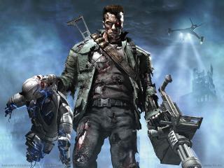 обои Terminator 3: The Redemption фото