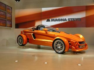 обои Magna Steyr фото
