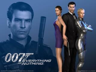 обои James Bond 007: Everything or Nothing фото