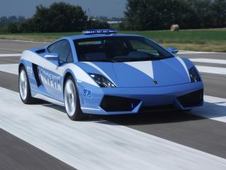 обои Lamborghini Gallardo-LP560-4-Po фото