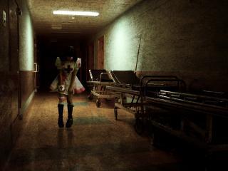 обои Страшный госпиталь фото