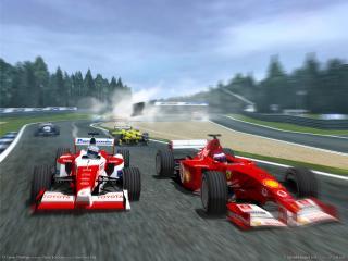 обои F1 Career Challenge фото