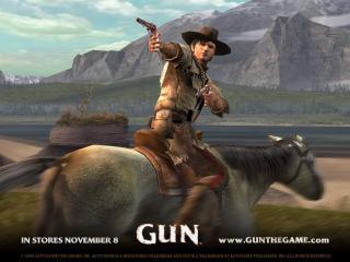 обои Gun фото
