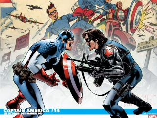 обои Captain america фото