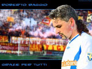 обои Robero Baggio фото