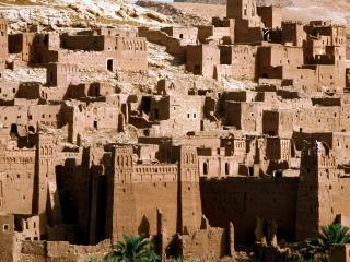 обои Ait Ben Haddou, Morocco фото