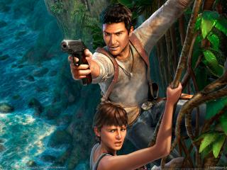 обои Uncharted drakes fortune фото