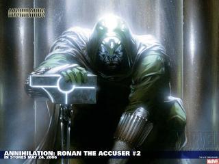 обои Annihilation ronan the accuser in may фото