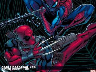 обои Cable deadpool фото