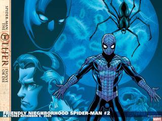 обои Friendly nieghborhood spider man two фото
