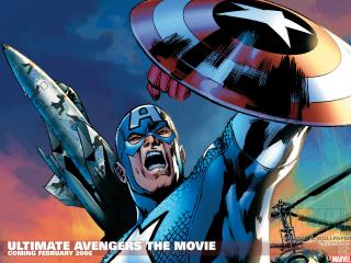 обои Ultimate avengers the movie фото