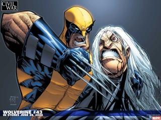 обои Wolverine in june фото