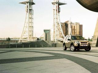 обои Land Rover-Freelander Td4 фото