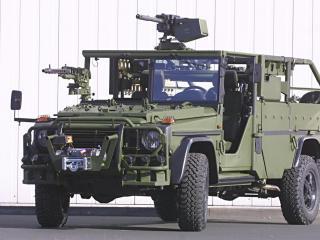 обои Mercedes-Benz G-Klasse Military фото