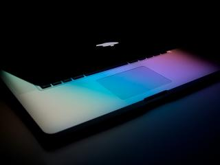 обои Ноутбук Эппл фото