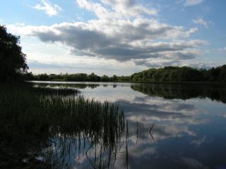 обои Река Вычегда фото