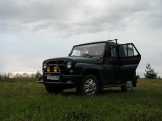 обои Русский внедорожник УАЗ фото
