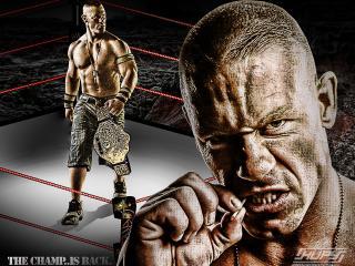 обои Рестлинг. John Cena фото