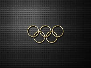 обои Олимпийские кольца фото
