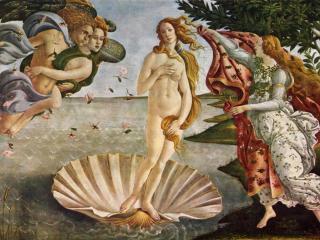 обои Рождение Венеры фото