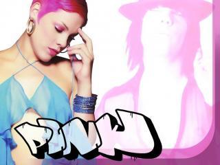обои Розовая Пинк фото