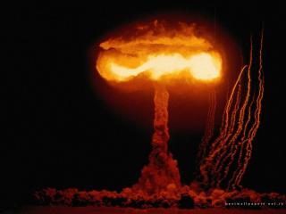 обои Atomic Explosion фото