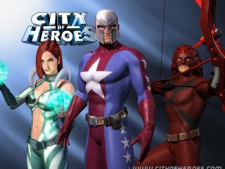 обои City of Heroes фото