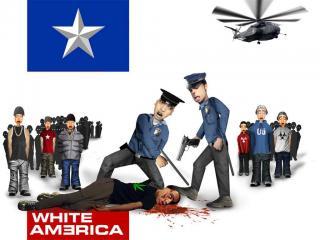обои Eminem. White America фото