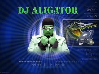 обои DJ Aligator фото