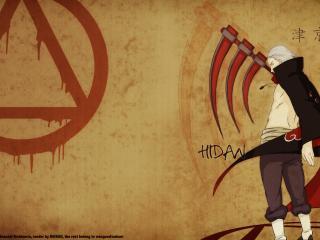 обои Hidan and wall фото