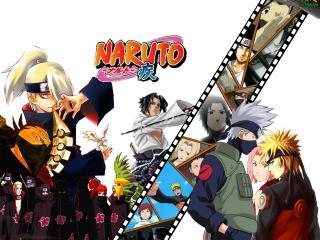 обои Naruto Kira wall фото