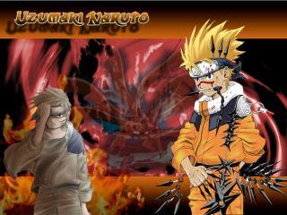 обои Uzumaki Naruto samura фото