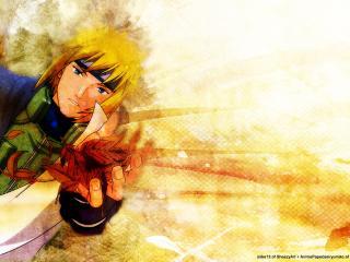 обои Naruto yondaime фото