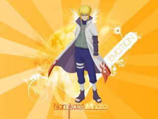 обои Yondaime Naruto Neithica фото
