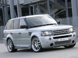 обои Range Rover supercharged фото