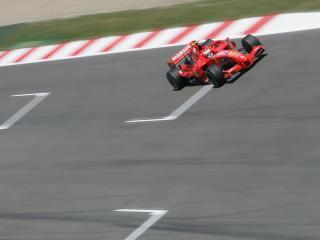 обои Ferrari Formula 1 фото