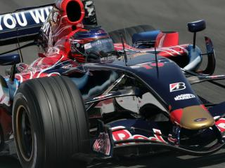 обои Formula 1 ToroRosso фото