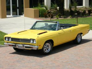 обои Plymouth roadrunner convertible фото