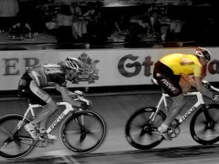 обои Track cycling фото