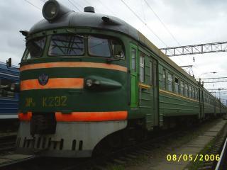 обои Электропоезд ER9p-K-232 фото