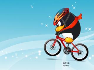 обои Олимпиада: велоспорт фото