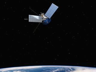 обои Спутник системы навигации фото