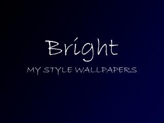 обои Bright wallpaper фото