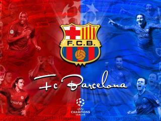 обои Fc Barcelona фото