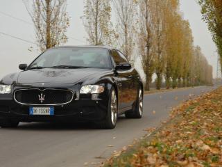 обои Maserati Quattroporte Sport GT S фото