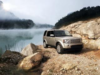 обои Land Rover - Discovery 4 фото
