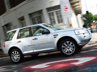 обои Land Rover Freelander 2 TD4 фото